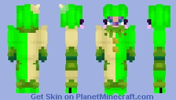 🤡 Crystal Methyd : Entrance Look 🔔 Minecraft Skin