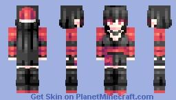 ♡ 𝓿𝒶𝓁𝓀𝓎𝓇𝒾𝑒𝓃 ♡ raven branwen | rwby Minecraft Skin
