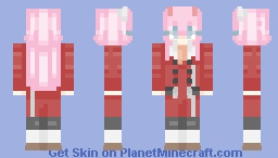 """once we die, we'll only be a statistic. it won't matter what we were called."" Minecraft Skin"