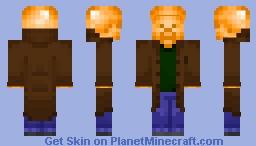 a Steve guy Minecraft Skin