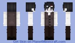 Fumus Minecraft Skin