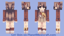 a good song never dies (persona!) Minecraft Skin