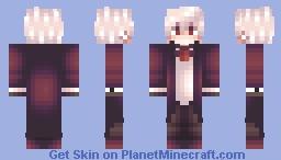 Vampire Minecraft Skin