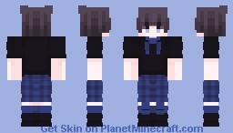 Sad boy number 2 ☹ Minecraft Skin