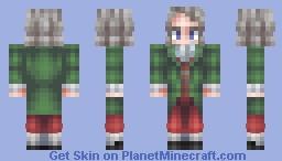 Sir Issac Newton [Famous Mathematician] Minecraft Skin