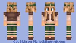Aryin - SOS Journey Day 1 Minecraft Skin