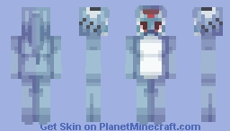 eat them back ! Minecraft Skin