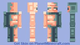 ZS   You Were Here Minecraft Skin