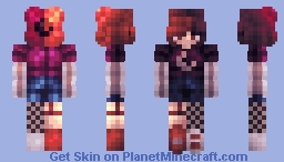 One Hundred Percent RCE Minecraft Skin