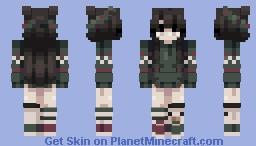 holly Minecraft Skin