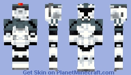 104th Battalion Clone Trooper - Phase 1 - Officer