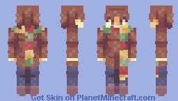 + Doctor Who - RQ + Minecraft Skin