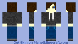 a normal boy i think Minecraft Skin
