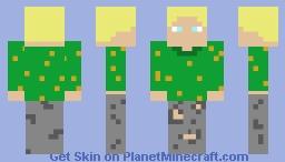 lol Minecraft Skin