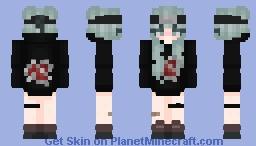 al1sa Sense1 Minecraft Skin