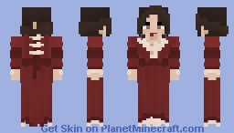 HZ ~ Ruby Power Minecraft Skin