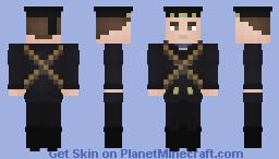 Sailor's Uniform   Russian Empire / Civil War Minecraft Skin
