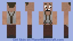 Medieval Farmer Minecraft Skin