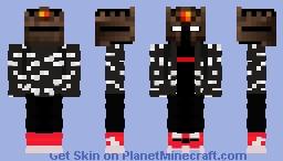 Farfadox Drip Minecraft Skin