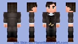 The 11th Doctor | Doctor Who Minecraft Skin
