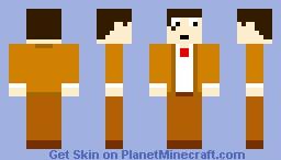 Doctor Who (11) Minecraft Skin