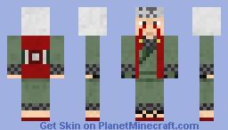 jiraiya (naruto) Minecraft Skin