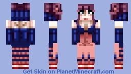 Stella Lecarde Minecraft Skin