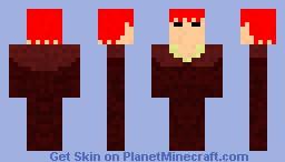 Naruto Skin Series : Sasori Edo Tensei Minecraft Skin