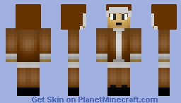 Arctic Boy Minecraft Skin