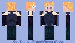 Simon (Detroit: Become Human) Minecraft Skin