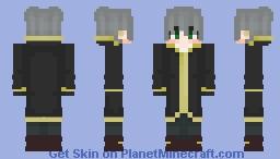 Evoker - Mob persona Minecraft Skin