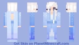 Elsa at Frozen2 Minecraft Skin