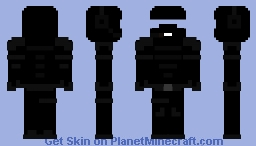 Special Forces Suit Minecraft Skin