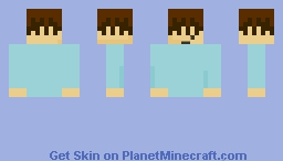 Baldi's Basics Johnny Minecraft Skin