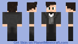 11th Doctor skin collection Minecraft Skin