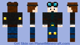 skin thediamondminecart Minecraft Skin