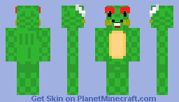 Chinese New Year Dragon! [2014 Skin!!!] Minecraft Skin