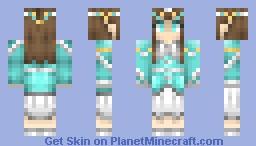 Kimono Princess [Personal Skin] Minecraft Skin