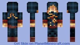 The Huntsman (Dat One From Assassin's Creed) Minecraft Skin
