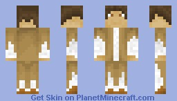 Star wars jedi Minecraft Skin