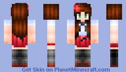 So I went to a 'formal social gathering' Minecraft Skin