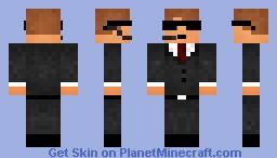 Hawes Spy Minecraft Skin