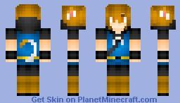 Konoe ~Lamento~ Minecraft Skin