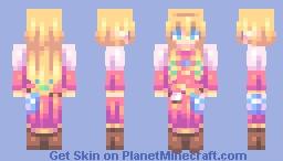Zelda | SS Minecraft Skin