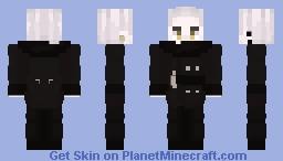 Tower Of God: Hon Akraptor (floor 20) Minecraft Skin