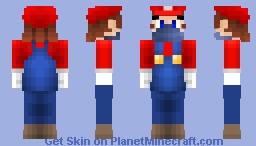 Bandario (Request) Minecraft Skin