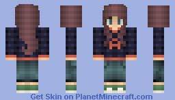 IT'S BEEN SO LONG! Minecraft Skin