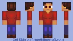Paul - Shading Test Minecraft Skin