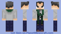 13th Doctor (Peter Capaldi!) (Happy 50th Anniversary Of Doctor Who!) Minecraft Skin