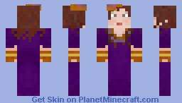 Steampunk Woman Minecraft Skin